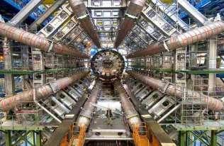 Wielki Zderzacz Hadronów eksperyment ATLAS