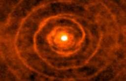Układu podwójny gwiazd LL Pegasi