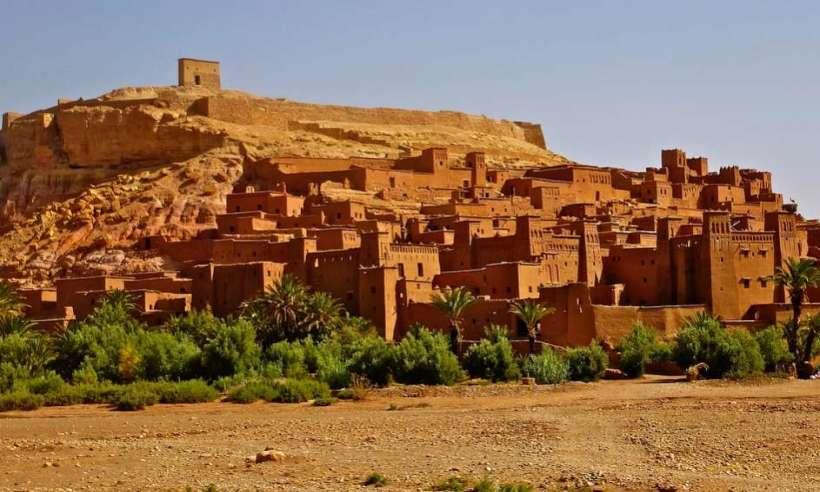 Miasto na pustyni