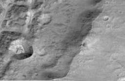 Pierwsze zdjęcie powierzchni Marsa wykonane przez sondę Trace Gas Orbiter