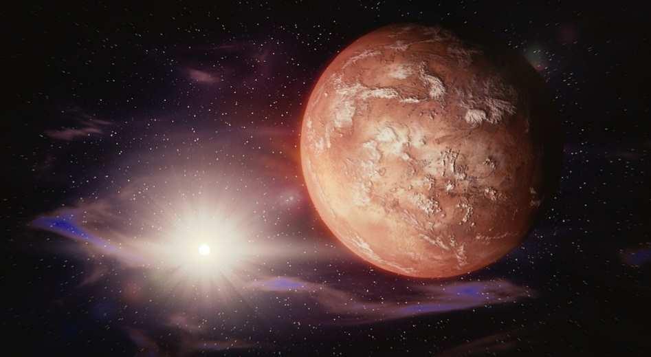 Planeta Mars