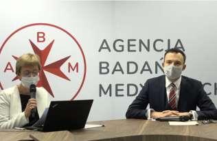 Agencja Badań Medycznych podsumowuje rok pracy i przedstawia plany na 2021 rok