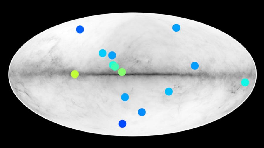 W Drodze Mlecznej mogą istnieć gwiazdy zbudowane z antymaterii. Astronomowie zlokalizowali 14 obiektów