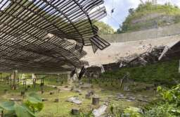 Koniec Obserwatorium Arecibo. Radioteleskop uległ poważnym uszkodzeniom