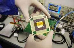 Polscy inżynierowie testują zaawansowany układ scalony dla ESA
