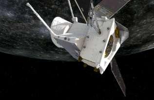 Sonda BepiColombo przesłała pierwsze fotografie Merkurego