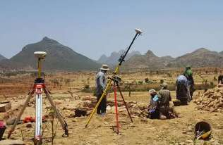 Odkryto ruiny miasta sprzed 2700 lat należące do tajemniczego Królestwa Aksum