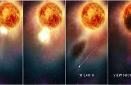 Teleskop Hubble'a wyjaśnia zagadkę pociemnienia Betelgezy