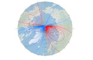 Północny biegun magnetyczny Ziemi