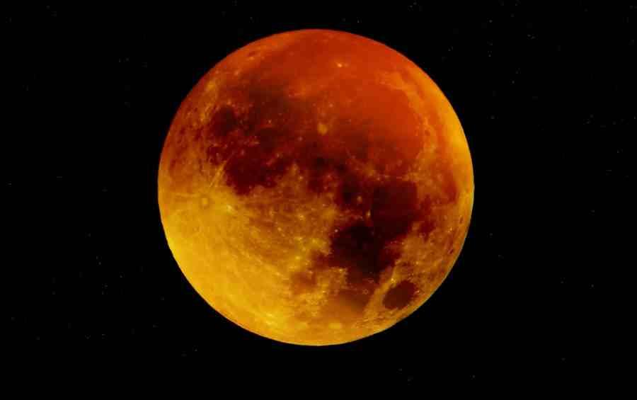 Krwawy księżyc