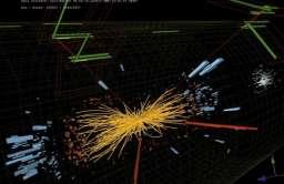 Bozon Madala - nowe odkrycie w CERN