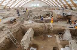 Stanowisko archeologiczne neolitu Çatalhöyük