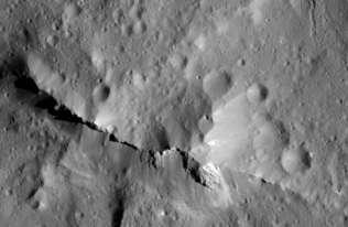 Powierzchnia Ceres