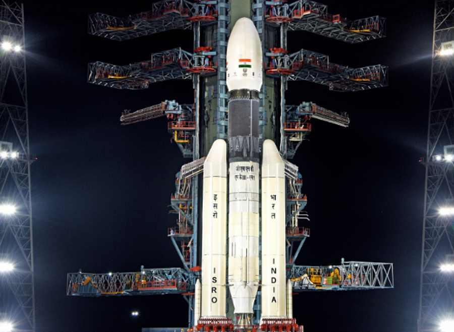 Start misji Chandrayaan-2