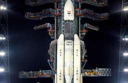Start misji Chandrayaan-2
