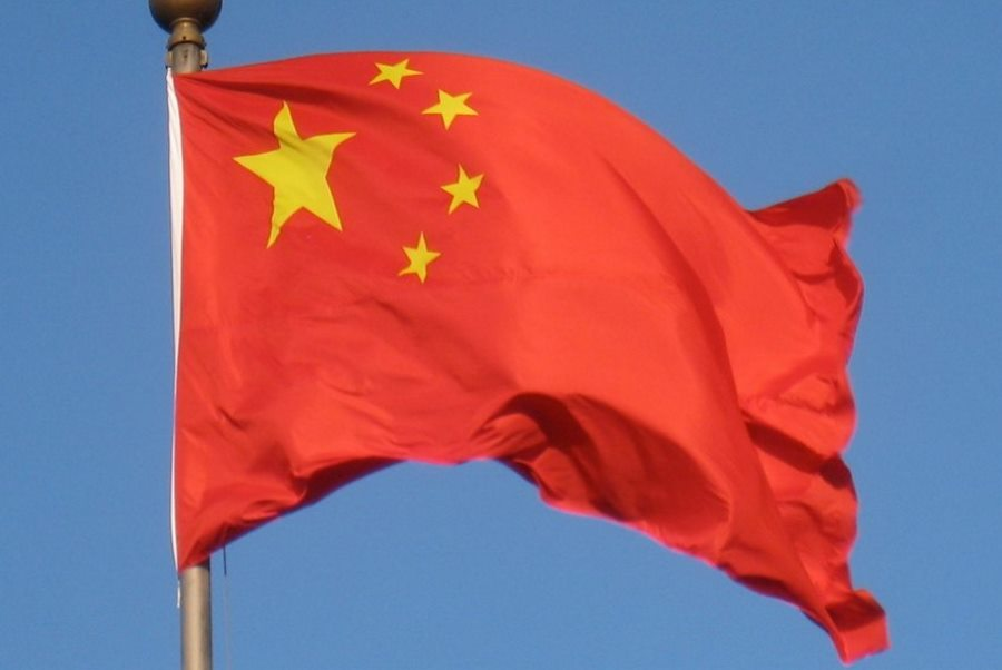 Flaga Chin