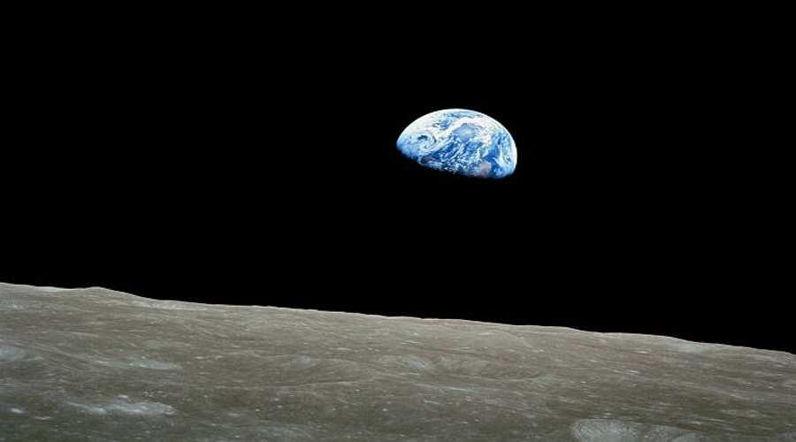 Ziemia widziana z Księżyca
