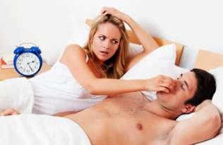 Chrapanie i bezdech senny - przyczyny, objawy, leczenie