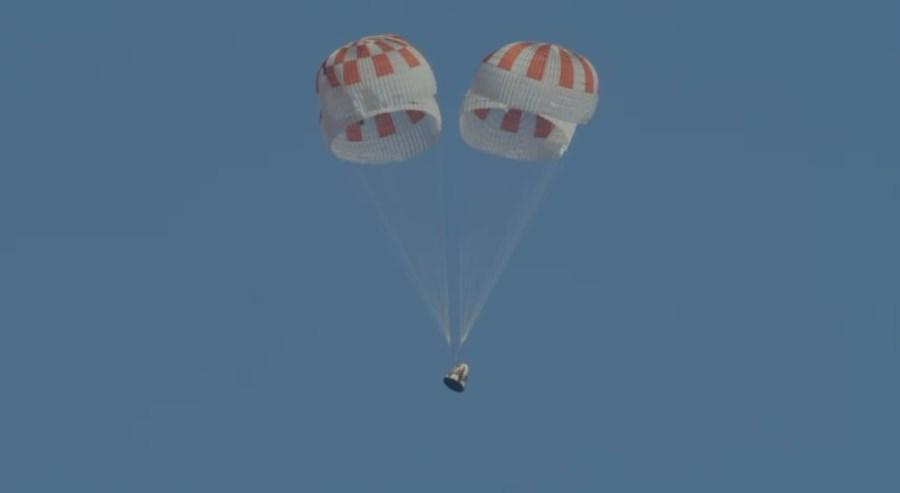 Kapsuła Dragon firmy SpaceX