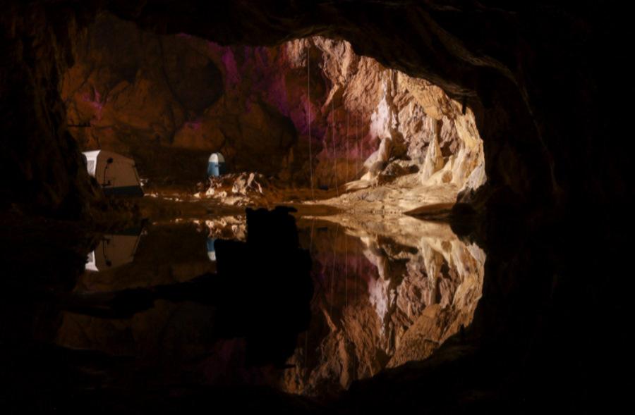 Projekt Deep Time. 40 dni w jaskini bez zegarków i telefonów