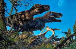 Arktyka była zamieszkana przez dinozaury. Naukowcy mają nowe dowody