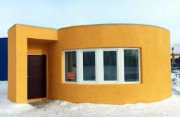 Dom z drukarki 3D