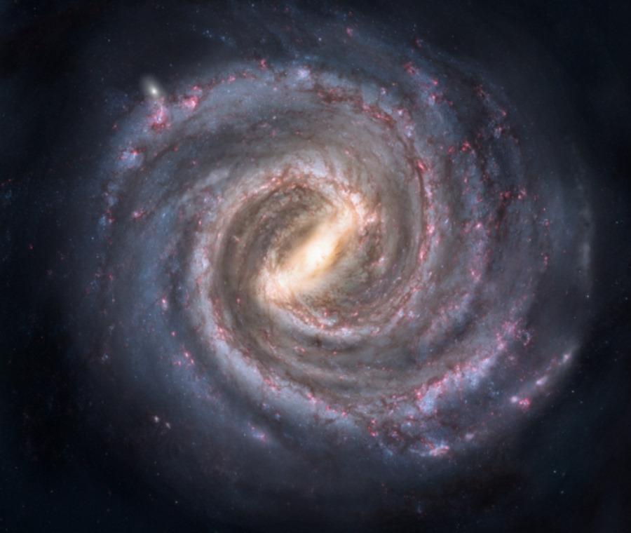 Wykryto nową, ogromną strukturę w Drodze Mlecznej. Naukowcy nie wiedzą, co to jest