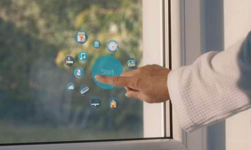 Inteligentne okno SmartWindow firmy Drutex