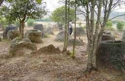 Równina Dzbanów w Laosie