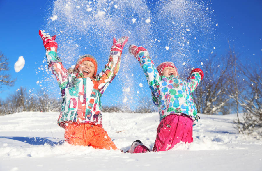Dziecięca aktywność fizyczna – jak nie stracić formy zimą?