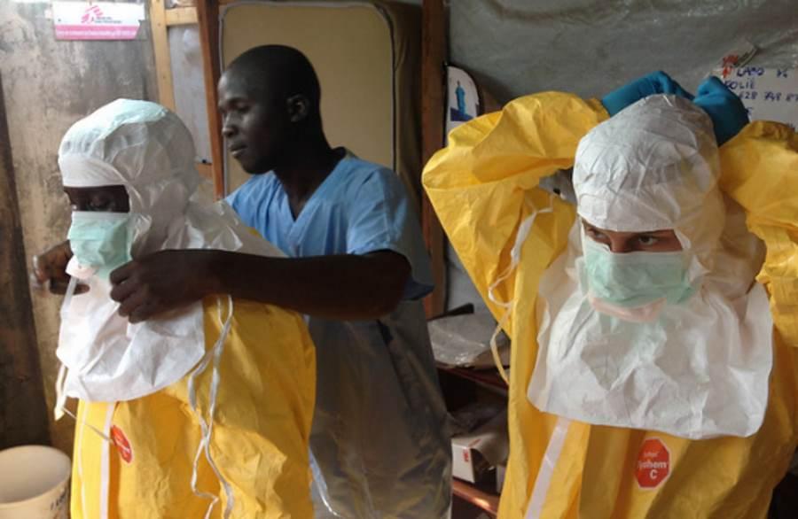 Epidemia wirusa Ebola w Gwinei