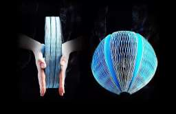 EcoHelemt - papierowy kask dla rowerzystów