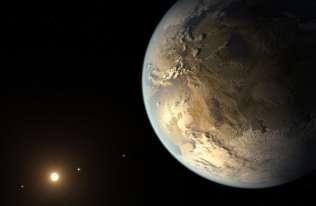 Niektóre planety mogą mieć lepsze warunki do życia niż Ziemia