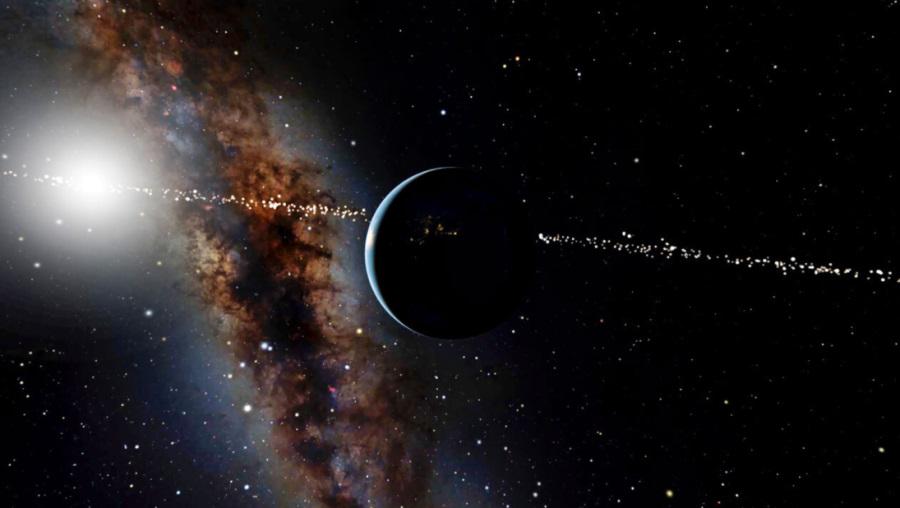 Z ilu obcych światów można dostrzec Ziemię?