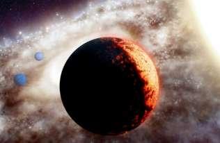 Skalista planeta na orbicie jednej z najstarszych gwiazd Drogi Mlecznej