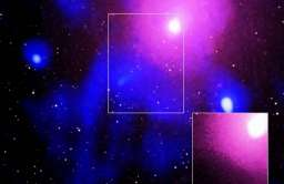 Astronomowie odkryli ślady najpotężniejszej eksplozji od czasów Wielkiego Wybuchu