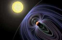 Astronomowie wykryli prawdopodobną emisję radiową z planety pozasłonecznej