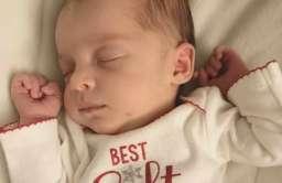 Dziecko urodzone z embrionu zamrożonego 25 lat temu