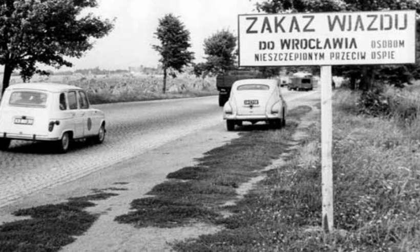 epidemia ospy we Wroclawiu