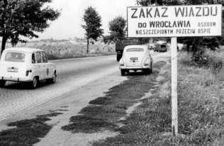 Epidemie w Polsce. Dawniej pojawiały się nawet co kilka lat