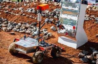 Przygotowania do 7. edycji zawodów European Rover Challenge. Do startu zgłosiło się blisko 100 drużyn