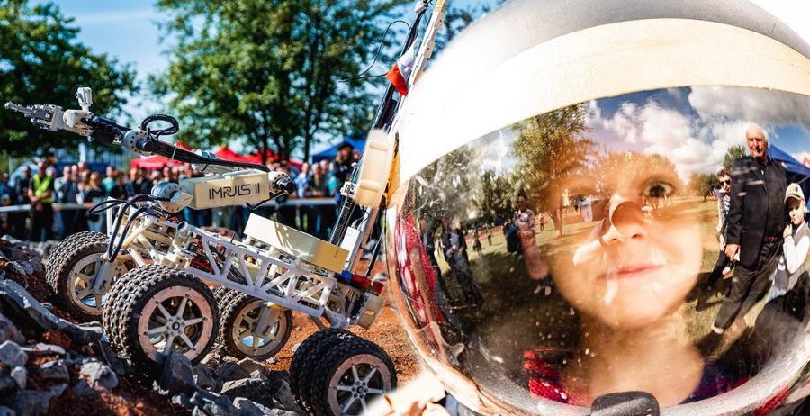Chcesz poczuć się jak na Marsie? W piątek startuje European Rover Challenge