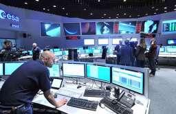 Europejska Agencja Kosmiczna - wnętrze Europejskiego Centrum Operacji Kosmicznych