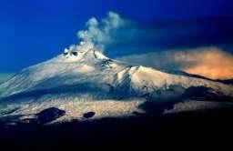 Wulkan. Etna