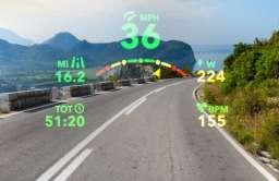 Okulary dla rowerzystów - Everysight Raptor - wyświetlające szereg przydatnych informacji
