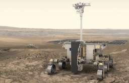 Marsjański łazik ESA nazwany na cześć Rosalind Franklin