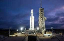 Rakieta Falcon Heavy