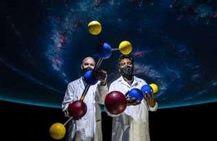 Badacze z IChF PAN uzyskali w laboratorium niezwykłe fosfoorganiczne cząsteczki o znaczeniu astrochemicznym