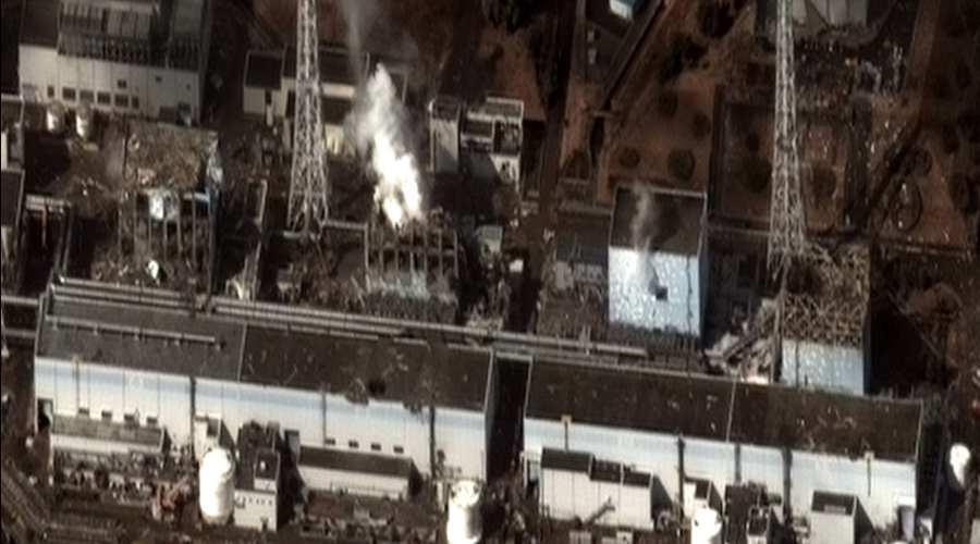 Katastrofa w Elektrowni Atomowej Fukushima