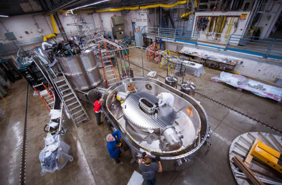 Nowy, potężny magnes utoruje drogę do pozyskiwania energii z syntezy jądrowej?